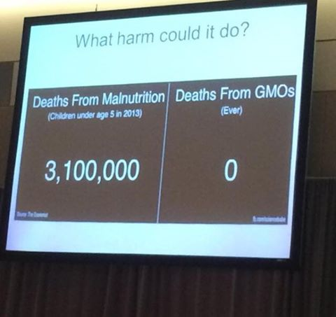 GMOdeaths